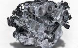 500bhp 2.9 V6 engine