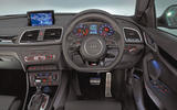 Audi Q3 Mk1 nearly new buying guide - dashboard