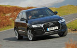 Audi Q3 Mk1 nearly new buying guide - front