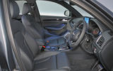 Audi Q3 Mk1 nearly new buying guide - front seats