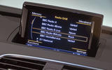 Audi Q3 Mk1 nearly new buying guide - infotainment