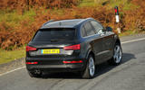 Audi Q3 Mk1 nearly new buying guide - rear