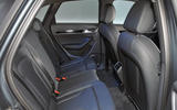 Audi Q3 Mk1 nearly new buying guide - rear seats