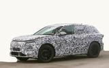 2022 Audi Q5 E-tron spy shots