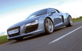90: 2007 Audi R8 - NEW ENTRY