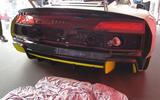 Audi R8 LMS GT2 - Goodwood reveal - rear end