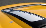 Audi R8 Spyder engine vents