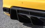 Audi R8 Spyder rear diffuser