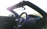 Audi R8 Spyder interior