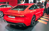 2020 Audi RS7 at Frankfurt motor show