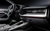 2020 Audi S3 saloon - dashboard