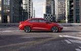 2020 Audi S3 saloon - side
