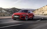 2020 Audi S3 saloon - front