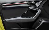 2020 Audi S3 saloon - detail