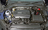Audi TT 2014 engine