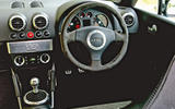 Audi TT 1995 concept interior