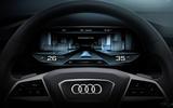 Audi Virtual Dashboard