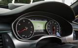Audi A6 Avant instrument cluster