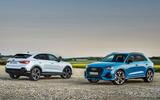 Audi Q3 45 TFSIe and Sportback