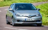 £18,279 Toyota Auris 1.2 Turbo manual