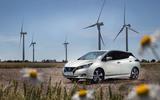 Nissan Leaf static