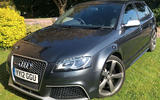 Audi RS3 one we found