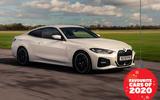 Autocar writers car of 2020 - BMW 4 Series