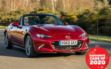 Autocar writers car of 2020 - Mazda MX 5