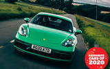 Autocar writers car of 2020   Porsche Cayman GTS