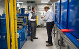 Behind the scenes at Warwick University Battery Manufacturing group