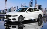 BMW LWB 5 Series