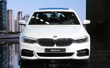 Long wheelbase BMW 5 Series Li