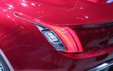 MG E-Motion EV design detail