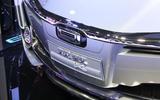 Qoros Model K-EV makes public debut at Shanghai motor show