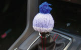 Honda Civic Type R longterm review cold gear stick