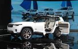 Jeep Yuntu SUV concept