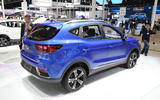Nissan Juke-rivalling MG ZS SUV shown at Shanghai motor show