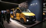 Volkswagen Moia bus