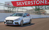 Hyundai i30 N longterm review on track at Silverstone
