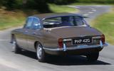 History of the Jaguar XJ