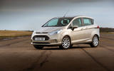 Ford B-Max - front