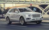 2019 Bentley Bentayga Hybrid - hero front