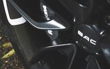 BAC Mono 2018 UK first drive review - brake calipers