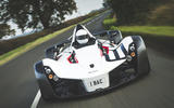 Top 10 lightweights BAC Mono