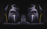 2020 Bentley Mulliner Bacalar interior preview