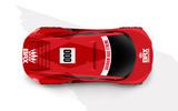 Prodrive BRX Dakar Rally prototype - roof