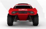 Prodrive BRX Dakar Rally prototype - front