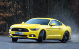 Ford Mustang 5.0 V8 Fastback