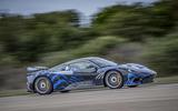Battista High Speed & Dynamic Tests 9