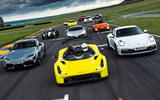 Britain's Best Driver's Car 2019 - the contenders